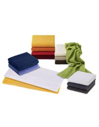 Das perfekt zu bestickende Handtuch von Vossen: New Generation